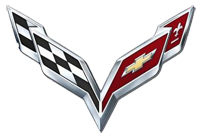 Corvette wings logo